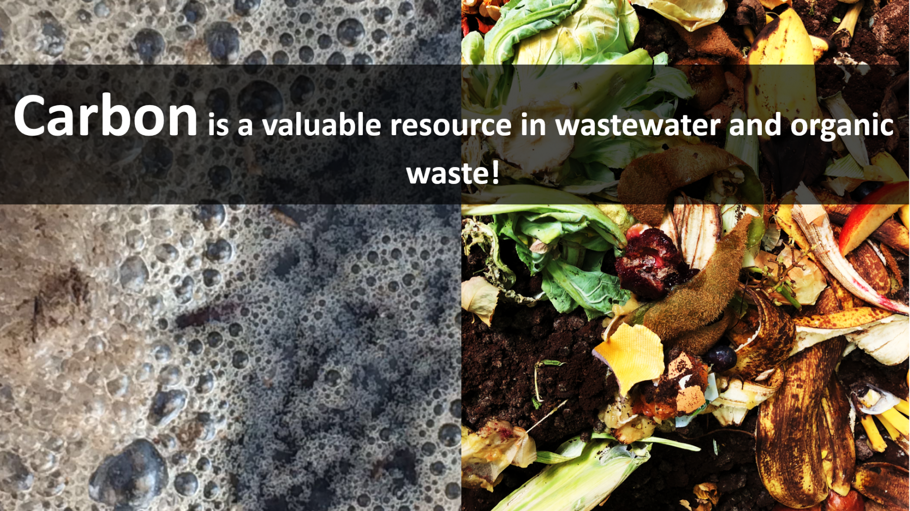 Afvalwater en organisch afval